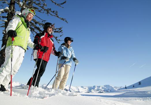 Pistenspaß im Skijuwel Alpbachtal Wildschönau