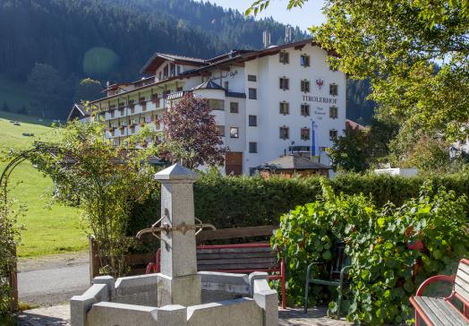 Summer in Wildschönau valley - Landhotel Tirolerhof