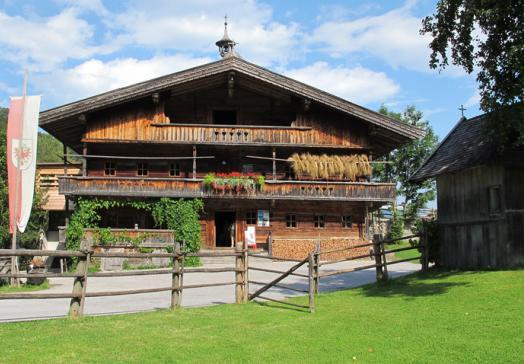 Das Bergbauernmuseum z'Bach in der Wildschönau