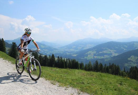 Mountainbike tours in the Wildschönau