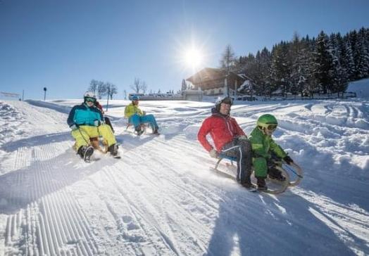 Auszeit und Schneevergnügen