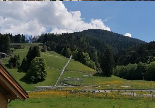 Der AlpineCoaster im Drachental Wildschönau