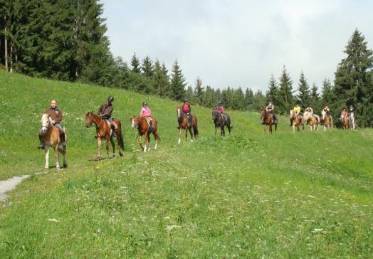 Riding-