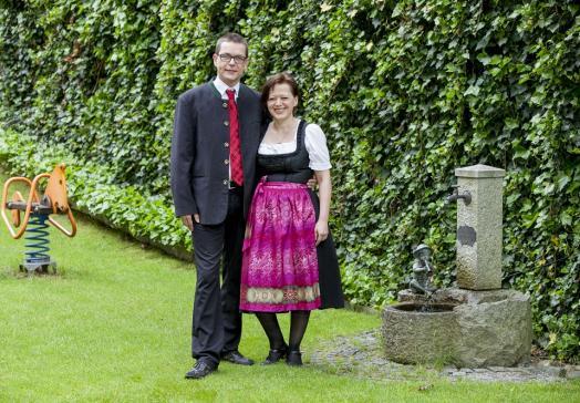 Irmgard und Martin Erharter