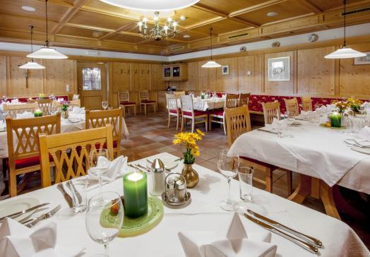 Hotel Tirolerhof Wildschönau, dining room