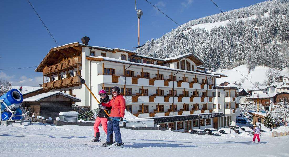 Children's ski course-package