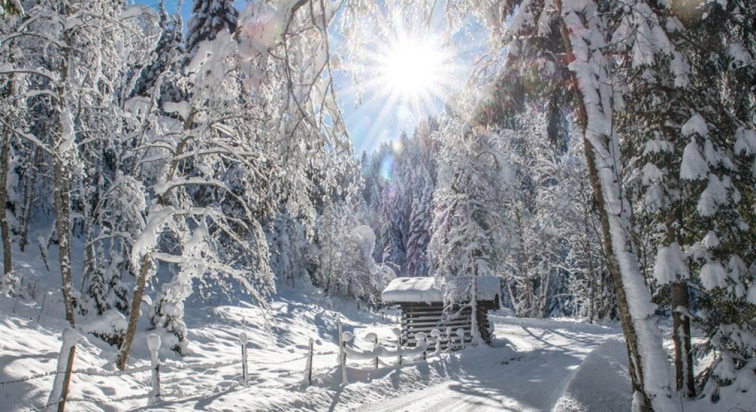 Wintermärchen in der Wildschönau
