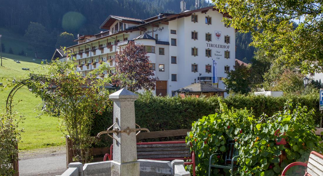 Sommer in der Wildschönau - Landhotel Tirolerhof