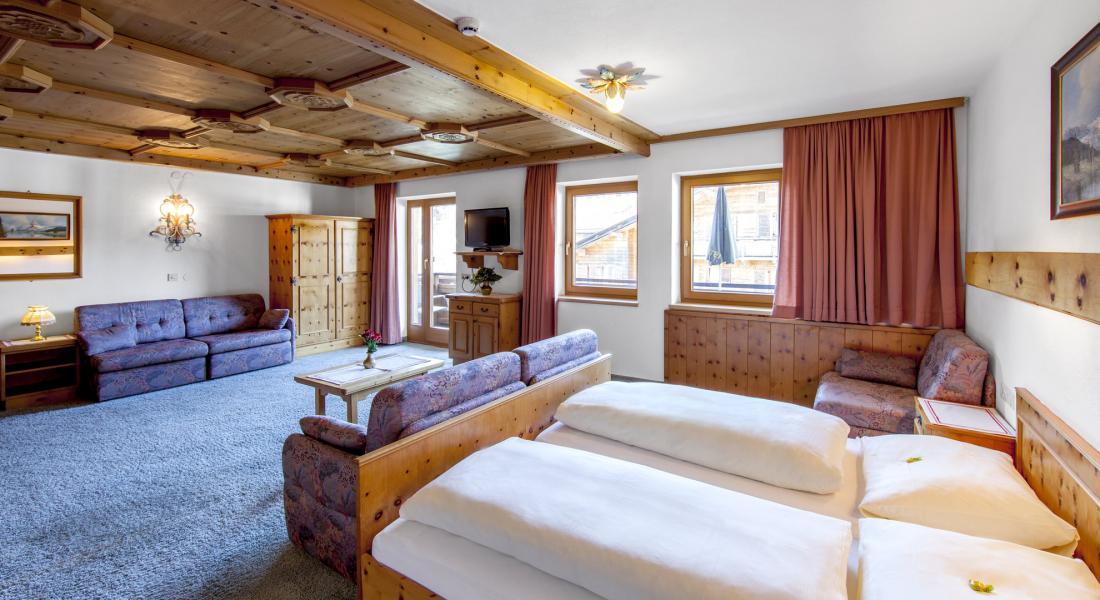 View Studio Pine in the Hotel Tirolerhof Wildschönau