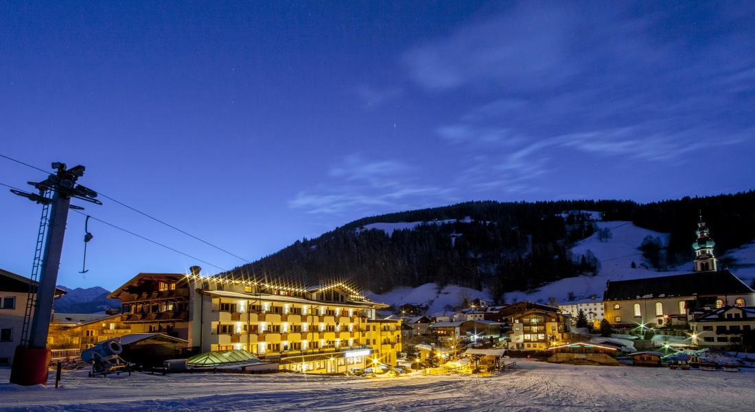 Nachtskilauf in Oberau