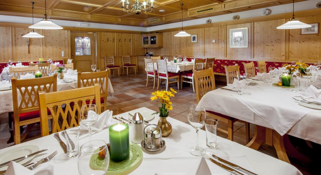 Restaurantspeisekarte