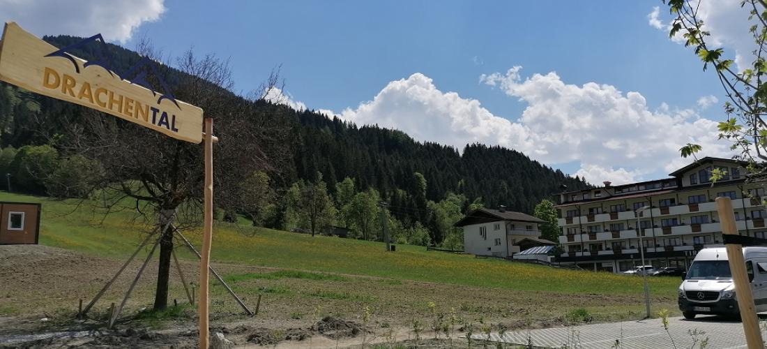 Familienerlebnis Drachental neben dem Landhotel Tirolerhof