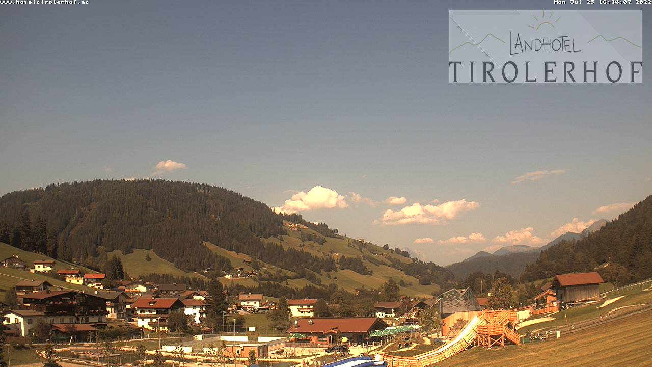 Webcam am Tirolerhof